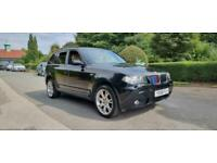 2008 BMW X3 2.0d M Sport 5dr Step Auto NEW TIMING CHAIN STUNNING CAR CAN DELIVER