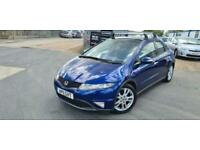 2011 Honda Civic 1.8 i-VTEC ES 5dr Hatchback Petrol Manual