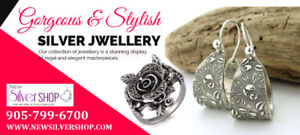 Famous Jewellery Shop in Brampton for Sterling Silver