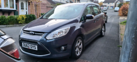 2012 FORD GRAND C-MAX 1.6 PETROL. MANUAL. MILEAGE 98K. LOVELY DRIVE. 7
