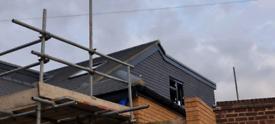 Marley Hawkins plain Clay roof tiles -Valleys-Ridge Brand New