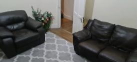 Sofa (2seater, 1 arm chair)