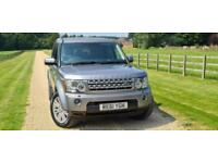 2011 Land Rover Discovery 4 SDV6 XS Auto Estate Diesel Automatic