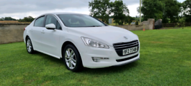image for 2012 PEUGEOT 508 AUTOMATIC 1.6 DIESEL POSSIBLE PART EXCHANGE