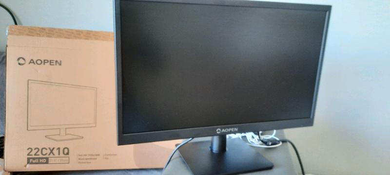 Aopen fhd monitor (21.5