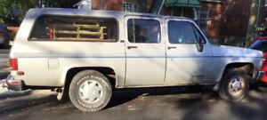 1991 GMC Suburban SLX Wagon