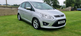 2012 FORD CMAX 1.6 ZETEC MOTED TO SPPTEMBER 2022 POSSIBLE PART EXCHANGE