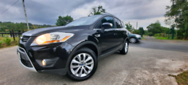 2010 ford kuga 2.0 TDCi Titanium 5dr 4x4 in black, only 141000 miles