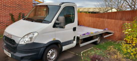 Recovery van for sale