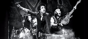 GREEN DAY & CATFISH AND THE BOTTLEMEN TORONTO SECTION 203 Row VV