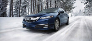 ACURA WINTER WHEEL PACKAGES KIT DE JANTES D'HIVER ACURA