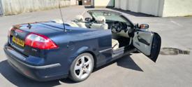 Saab93 diesel convertible, leather