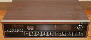 Vintage Hitachi Am / FM Stereo Receiver Model S-2880