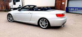 BMW convertible M sport