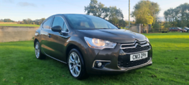 2013 CITROEN DS4 1.6 DIESEL MOTED TO OCTOBER 2022 POSSIBLE PART EXC