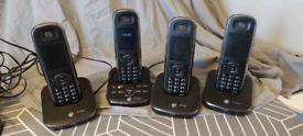 BT aura quad phones
