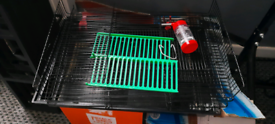 Small hamster/gerbal cage
