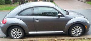 2012 Volkswagen Beetle Hatchback