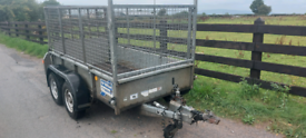 Ifor Williams GD 8x4 MESH KIT
