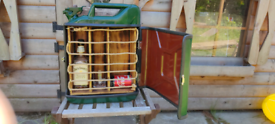 Upcycled Jerry can mini bar, mancave gift