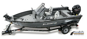 **CLEARANCE** 2016 Legend 16 Xtreme with 50HP