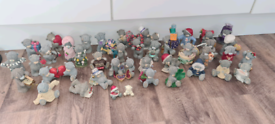 Bundle of me to you bear ornaments