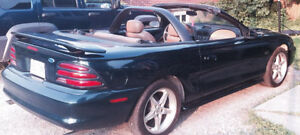 1994 Ford Mustang GT 5.0 Convertible