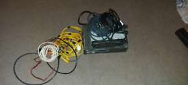 Kenwood 6disk auto changer and stereo unit