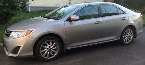2013 Toyota Camry LE Sedan very low mileage