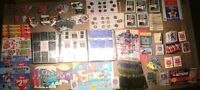 McDonalds LOT cartes cards collectibles memorabilia hockey