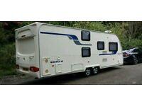 Avondale Godiva limited edition 6 berth twin axle caravan