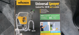 Brand New Wagner 250M airless sprayer