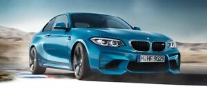 2017 BMW M2 Coupe (2 door)