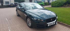 Jaguar XE prestige 2015 45k miles fsh excellent condition
