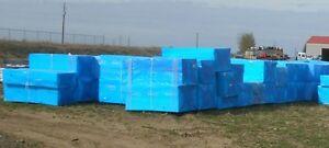NEW large sheet EPS (Styrofoam) Insulation (Offsize)