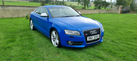 2008 AUDI A5 3.0 TDI QUATTRO SPORT MANUAL MOTED TO OCTOBER 2022