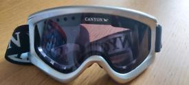 Canyon goggles