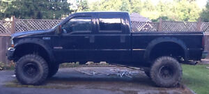 Ford F-350 for parts