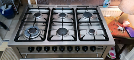 Diplomat Gas and Electric Fan Oven Cooker