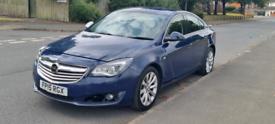 Vauxhall Insignia 2.0 CDTI Eco - 2015 - Satnav - 38k miles - MOT&TAX