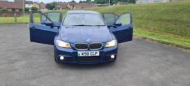 BMW 320D RARE MSPORT PLUS edition auto