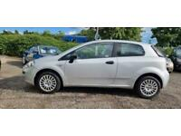 2012 Fiat Punto 1.2 POP Fresh Mot Serviced And Warranted Low Running Costs Hatch