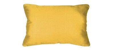 lumbar pillows canvas sunflower 5457 yellow rectangular