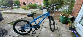 20 inch wherl kids bike