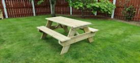 Picnic Table / Picnic Bench - Heavy Duty