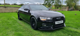 2012 AUDI A5 2.0 TDI SE 4 DOOR MOTED TO JULY 2022
