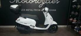 Sym Fiddle 125cc III E5 125 Scooter