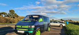 1996 vw t4 1.9td campervan, sleeps 4 and a Recon engine fitted