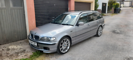 Bmw 318 m sport 2.0 estate