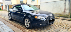 Audi a4 cabriolet convertible 2007 1.8 turbo